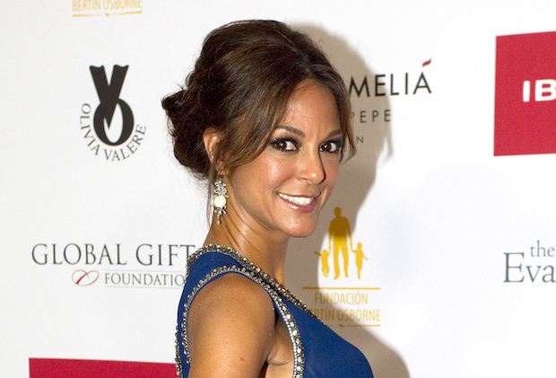 MARBELLA, SPAIN - JULY 05:  Eva LaRue attends the Global Gift Gala 2015 red carpet at Gran Melia Don pepe Resort on July 5, 2015 in Marbella, Spain.  (Photo by Daniel Perez/Getty Images)