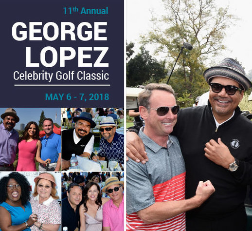 George Lopez Celebrity Gold Classic
